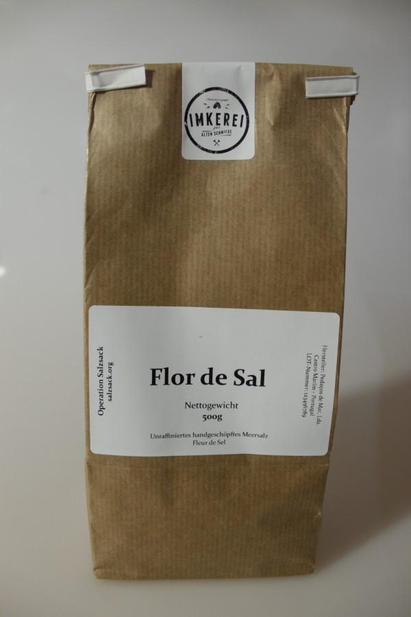 Flor de Sal 500g